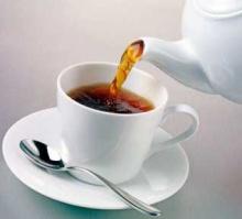 ดื่มชาดำ ลดความดันโลหิต