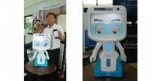 หุ่นยนต์มินิ เพื่อนคลายเหงาผู้สูงวัย