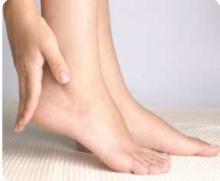 การดูแลผิวสำหรับสาวๆ ที่มีเท้าเป็นตาปลา