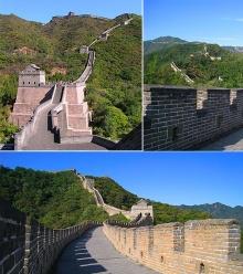 เที่ยวกำแพงเมืองจีนใต้น้ำที่เขื่อนพันเจียโข่ว มณฑลเหอเป่ย