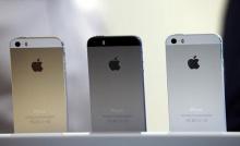 iPhone 5s, 5c ต้นทุนผลิตไม่ถึง 7,000