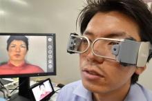 ญี่ปุ่นโชว์ แว่นตา ฉลาดๆ คู่แข่ง Google Glass
