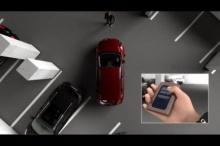 กดรีโมท…ให้รถถอยจอดเอง