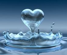 อยากมีความสุข...จงทำตัวเหมือนน้ำ