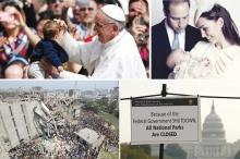 10 เหตุการณ์สะเทือนโลก สูญเสียและยินดีปี 2556
