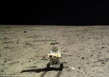 รถหุ่นยนต์กระต่ายหยกจีนเจ๋งอีก ส่งภาพล่าสุดดวงจันทร์ ให้ชาวโลกได้ยลโฉม