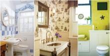 7วิธีเติมชีวิตชีวา ในห้องน้ำ
