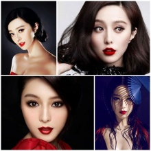 Makeup สาวหมวยสุดแซ่บ! รับตรุษจีน