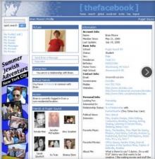 วิวัฒนาการเว็บ facebook เนื่องในวันครบรอบ 10ปี