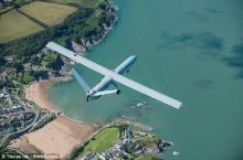โดรนรุ่นใหม่ The Watchkeeper เครื่องบินจารกรรมไร้คนขับ