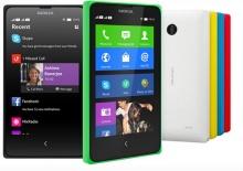 โนเกียเปิดตัว Nokia X มือถือแอนดรอยด์ ราคา 4,000 บาท