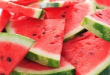 วิธีบำรุงผิวด้วยแตงโม