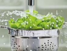 สูตรล้างผักให้สะอาดไร้สารพิษ