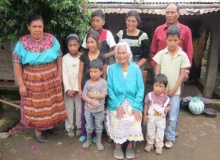 กัวเตมาลาพบแม่เฒ่าอายุมากสุดในโลก 121 ปี