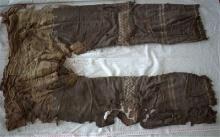 พบกางเกงเก่าแก่ที่สุดในโลกในเมืองจีน อายุกว่า 3พันปี (ชมคลิป)