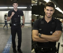 Guilherme Leao รปภ.หนุ่มชาวบราซิล ที่หล่อขยี้ใจสาวๆ