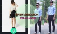 ลองหรือยัง? App Spring-Increase ช่วยเพิ่มความสูงแต่งรูปเก๋ๆ ขายาวขึ้นในพริบตา