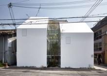 คาเฟ่และบ้านในสถาปัตยกรรมแบบญี่ปุ่น