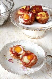 ไข่ เบคอน ขนมปัง อาหารเช้าง่ายๆ ที่อร่อยไม่ธรรมดา
