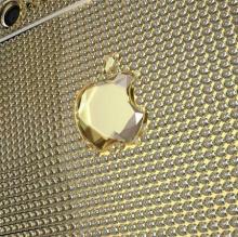 """""""ไอโฟน 6 แพงที่สุดในโลก"""" เพชรกว่า 6 พันเม็ด ค่าตัวเบ็ดเสร็จ 89 ล้านบาท"""