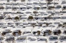 สุดระทึก! พายุหิมะถล่มรุนแรงที่สุดในประวัติศาสตร์