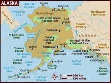 วิวสวยๆ จาก Alaska
