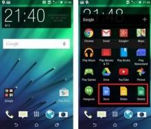 รวมภาพ HTC One M8 หลังอัพ Android 5.0.1 Lollipop! (มีคลิป)