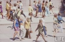 ย้อนวันวาน พาชมแฟชั่นนักเรียนนอกปั 1960