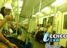 ผมเจอ พระเทพ บนรถไฟฟ้าใต้ดิน .. เรื่องไม่น่าเชื่อ แต่เป็นจริง