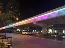 สะพานสีรุ้งแห่งแรกในไทย