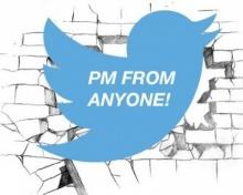 ทวิตเตอร์ เปิดให้ส่ง DM หากันแบบไม่ต้องฟอลโลวกันได้แล้วนะ!