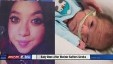 สุดซึ้ง แม่สมองตาย อุ้มท้องลูกนานกว่า 54 วัน เพื่อให้ลูกชายเธอรอด!