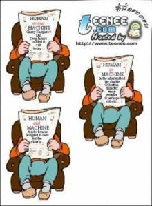 ทายนิสัยจากการอ่านหนังสือพิมพ์