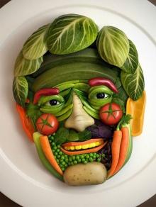 น่ารัก…น่าทาน…ศิลปะสร้างสรรค์บนจานอาหารจานโปรด