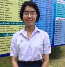 นักเรียนหญิง บดินทรเดชา 2 เก่งจริง จบป.ตรี บริหาร รามฯ อายุแค่ 17 ปี เกรด 3 กว่า