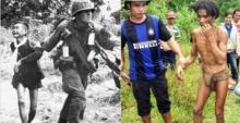 (เห็นยัง) สภาพปัจจุบันของลูกชายทหารที่หายไปกว่า 40 ปีใน สงครามเวียดนาม