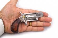 เปิดตัวปืนNAA Plug ขนาด.22 กระบอกเดียวกับที่บิ๊กแจ๊ดถูกจับ