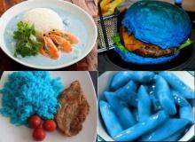 ลองมาพิสูจน์กันว่า สีฟ้าช่วยลดการอยากอาหารจริงหรือไม่