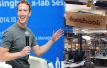 ตามไปดู!!! มาร์ค ซัคเคอร์เบิร์ก พาทัวร์สำนักงานใหญ่เฟซบุ๊กเป็นครั้งแรก!!