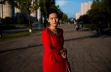 สาวเกาหลีเหนือ ความงามที่น้อยคนนักจะมีโอกาสได้เห็น