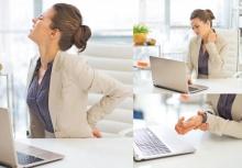 """12 ท่า """"บอกลา Office Syndrome"""""""