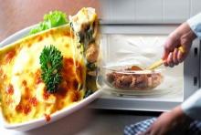 สงสัยไหม!!ปรุงอาหารด้วยไมโครเวฟอันตรายต่อสุขภาพ???