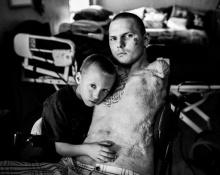 ภาพ 10 ปีให้หลัง เหล่าทหารผ่านศึกชาวอเมริกัน กับความสูญเสียจากสมรภูมิตะวันออกกลาง