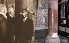 แห่งเดียวในโลก!! เผยภาพ! เสาหินโบราณ จารึกส่วนสูงของ ในหลวง ร.9 ตั้งตระหง่าน ในโบสถ์เก่าแก่ชื่อดัง!?