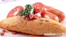 Omelette ออมเลต