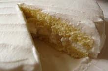 เค้กมะพร้าวอ่อน แตงไทย