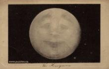 ภาพปริศนา :  the moon