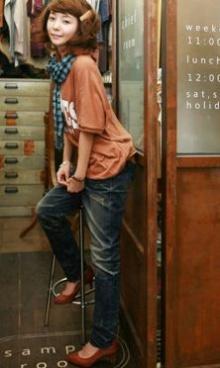 รองเท้าแฟชั่นสไตล์เกาหลี (2)
