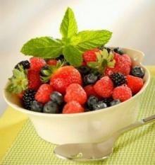 ประโยชน์ของผลไม้ตระกูลเบอร์รี่