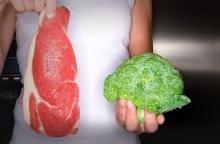 จงหยุดกินเนื้อ ถ้ารักโลกใบนี้จริง